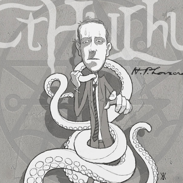 Lovecraft Cthulhu
